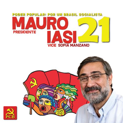 Poder Popular: Por um Brasil Socialista