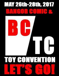 Bangor Comic & Toy Con 2017