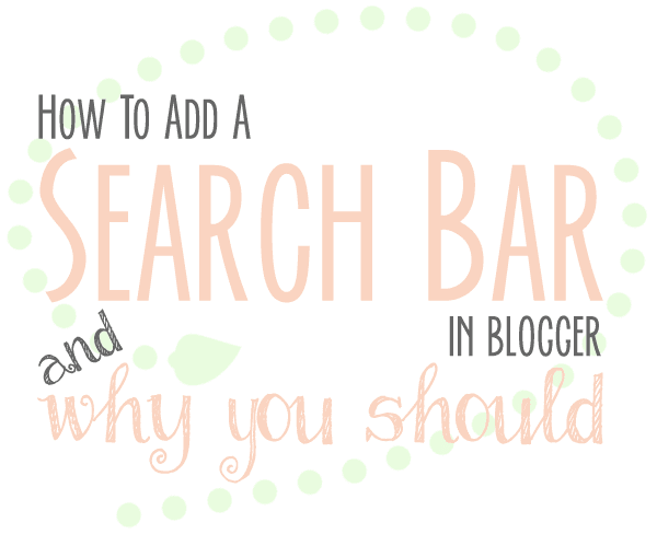 how to add a search bar squarespace