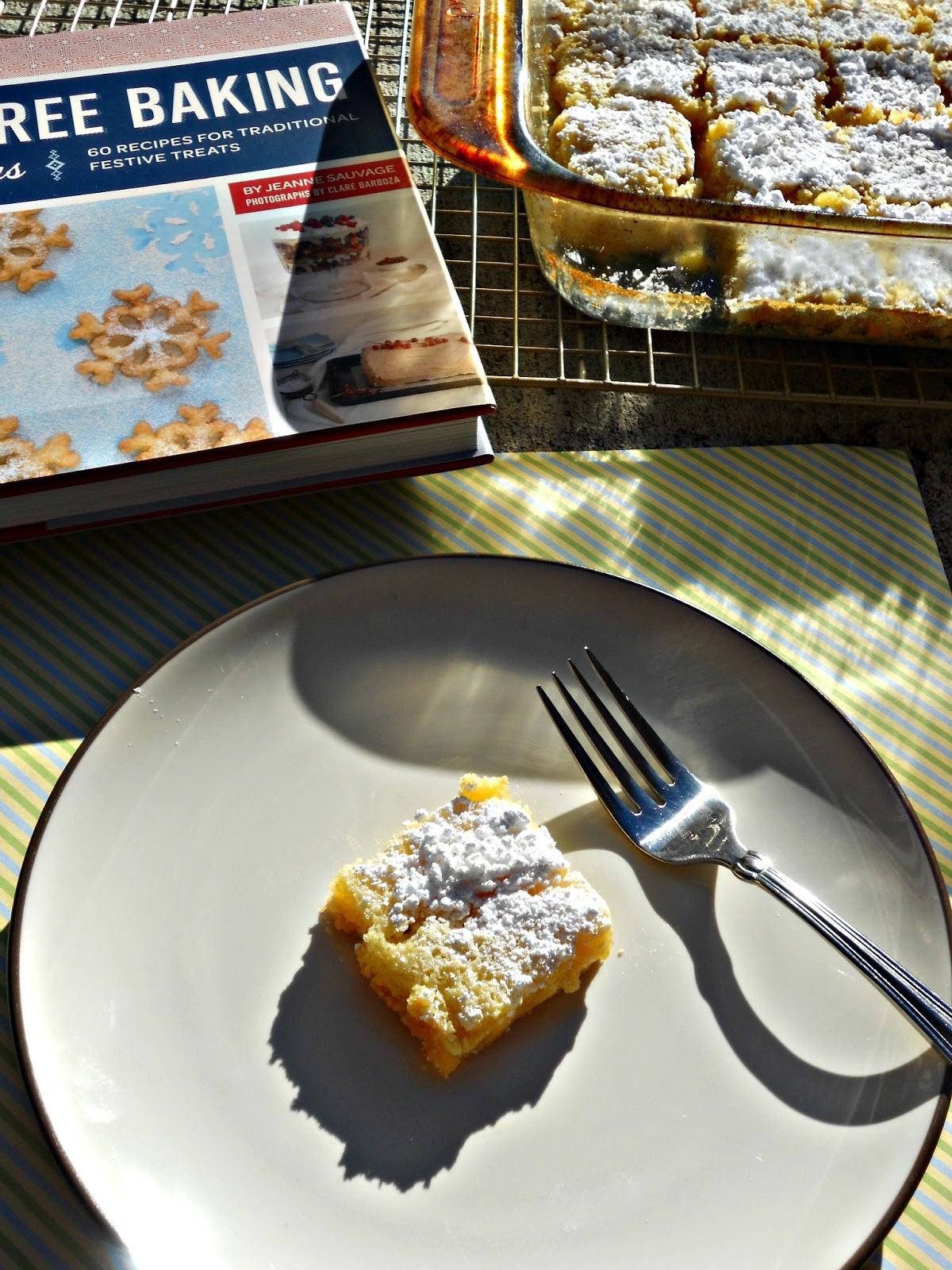 Gluten Free Lemon Bars and Gluten-Free Baking for the ...