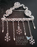 Winter's Charm by Lagaz Designs