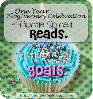 Blogiversary Celebration, Day 5: Goals and Feedback