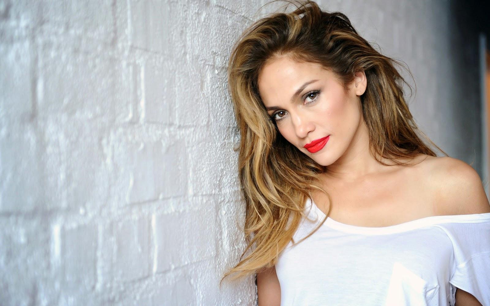 Papel de parede da celebridade cantora internacional Jennifer Lopez para pc hd 3d grátis celebrity wallpaper hd image