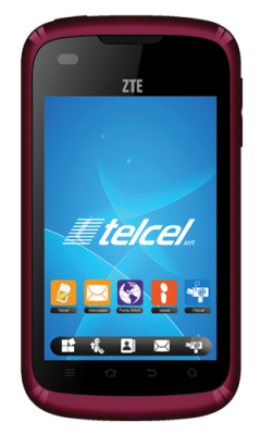 ZTE V793 celular Telcel