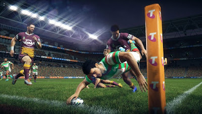 Rugby League Live 3 XBOX360-iMARS TERBARU 2016 screenshot 2