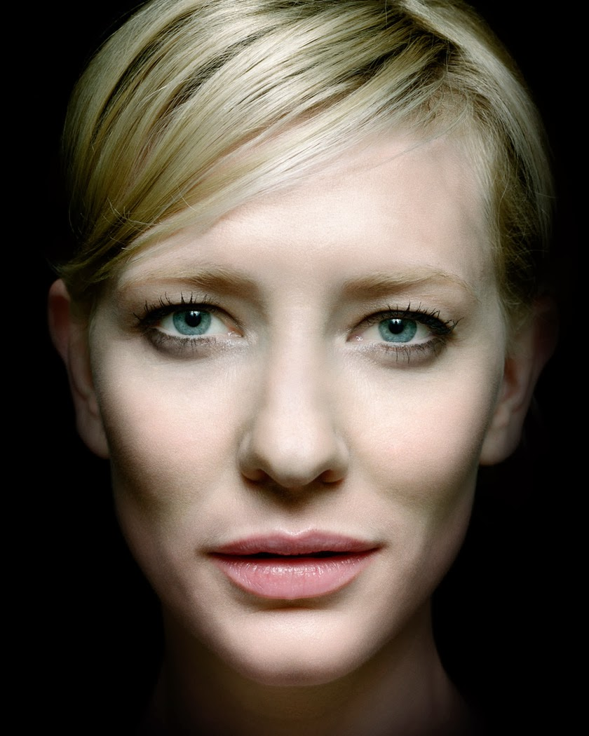Cate Blanchett Dog Spinee