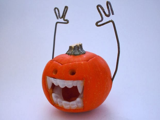 Dental health associates happy halloween pumpkin