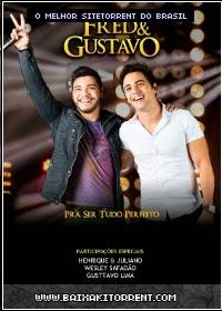 Capa Baixar Fred & Gustavo   Pra Ser Tudo Perfeito (2014)   DVDRip Baixaki Download