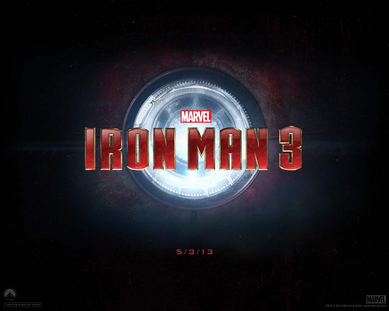 Iron Man 3 wallpaper 1280x1024 004
