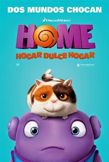 HOME. Hogar, dulce hogar (2015)