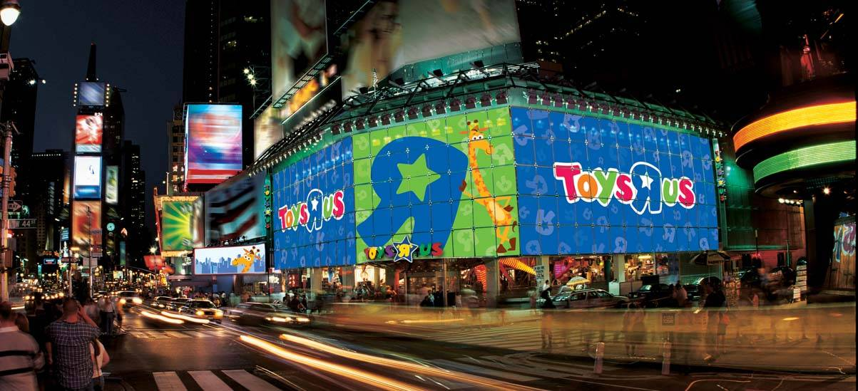 Toys R Us Times Square : All things j nyc monthly
