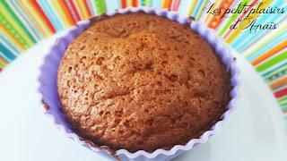 Muffin bien bombé