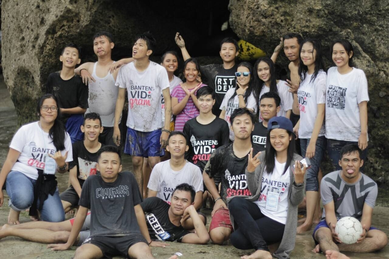 Holiday with Banten Vidgram