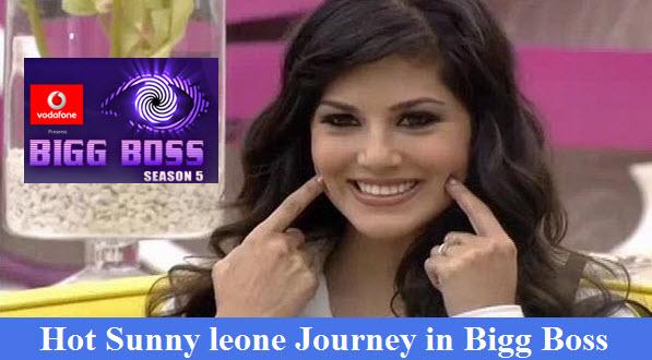Hot Sunny Leone in Big Boss