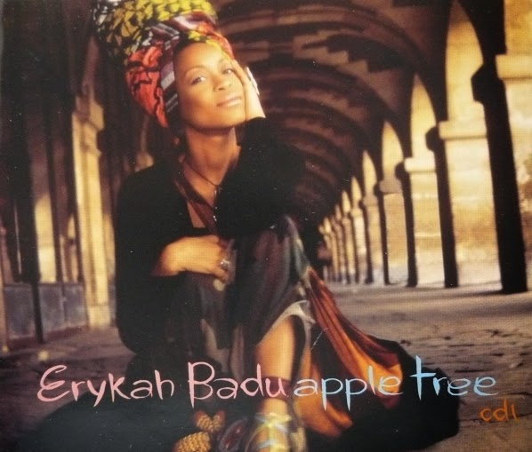 Erykah Badu - Apple Tree (CDS) (1997)