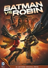 Người Dơi Đấu Với Robin - Batman vs. Robin