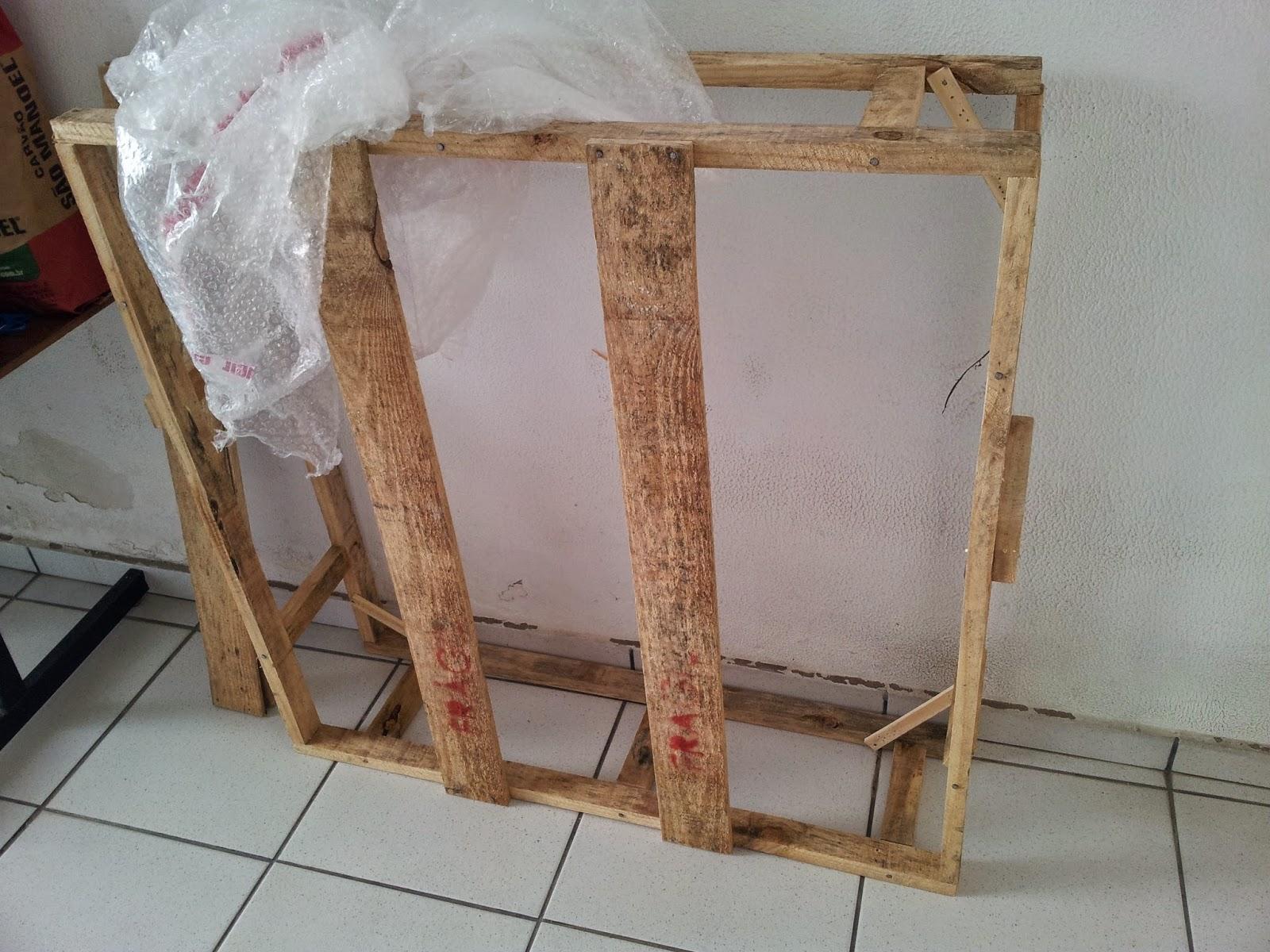 Oficina do Quintal: Como fazer banco de madeira com encosto #694935 1600x1200