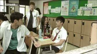 recap, synopsis, sinopsis, drama korea, k-drama, 2014, king of high school life conduct, gogyocheosewang, 고교처세왕, seo in-guk, lee ha-na, lee yeol-eum, lee soo-hyuk, episode 11, bagian, part 2, b, II.
