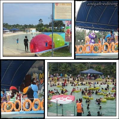 Big Wave di Wonderland Melaka