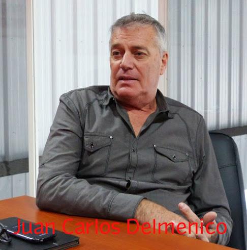 Juan Carlos Delmenico estará el 29 de octubre