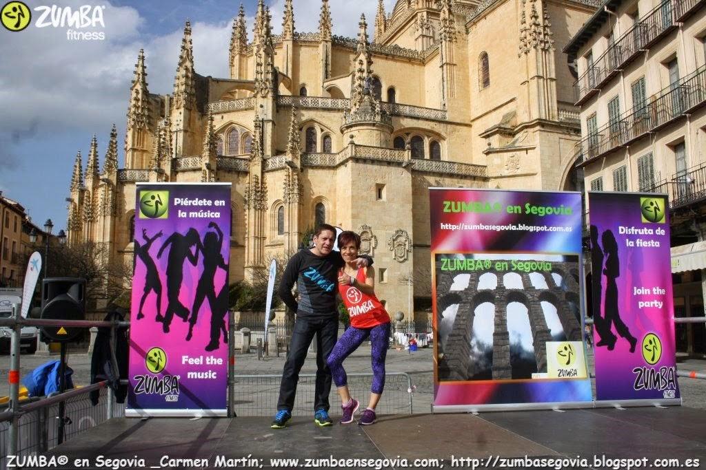 ZUMBA en Segovia Clases - INSTRUCTORES ZIN