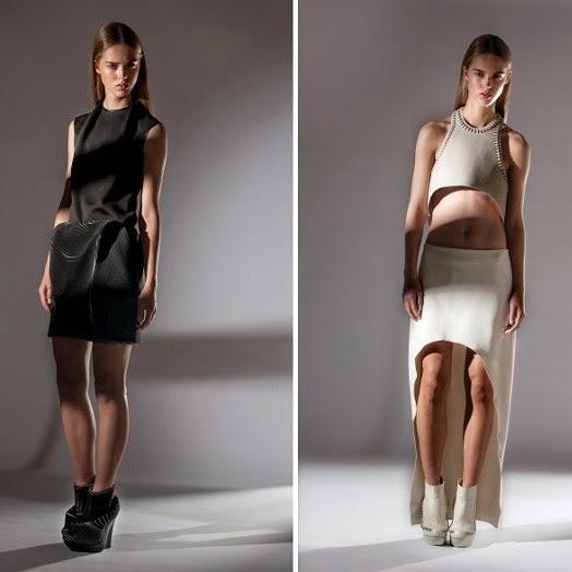 Moda e tecnologia: vestido e casaco carregam gadgets com energia solar