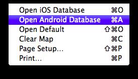 Database v08 for mac