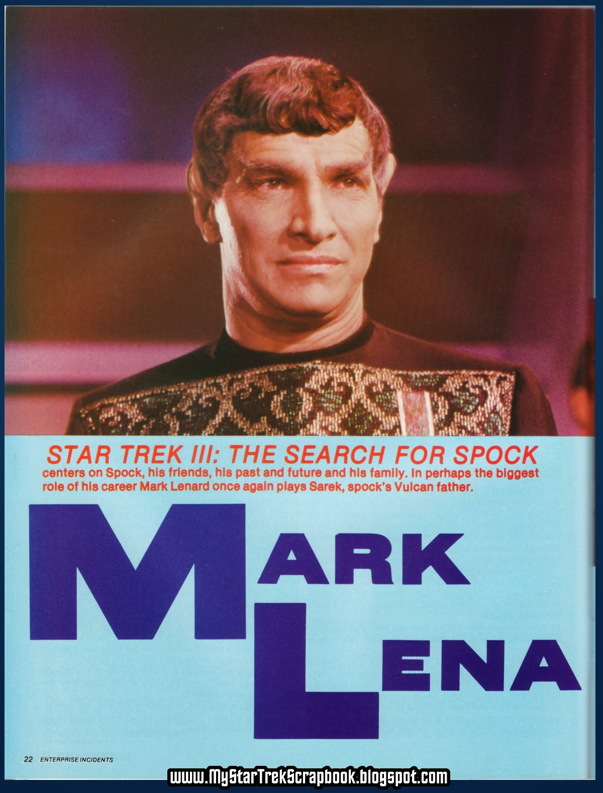 mark lenard mission impossible