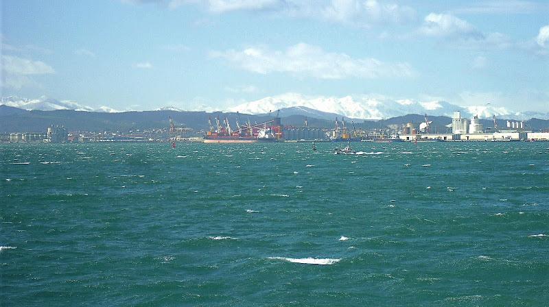 Picos de Europa desde Santander