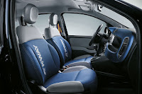Fiat Panda K-Way (2015) Interior 2