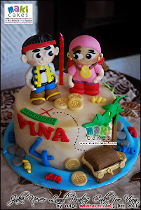 Karyaku di Cake Decorating