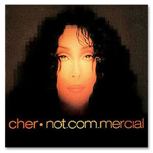 'Not.com.mercial' CD cover
