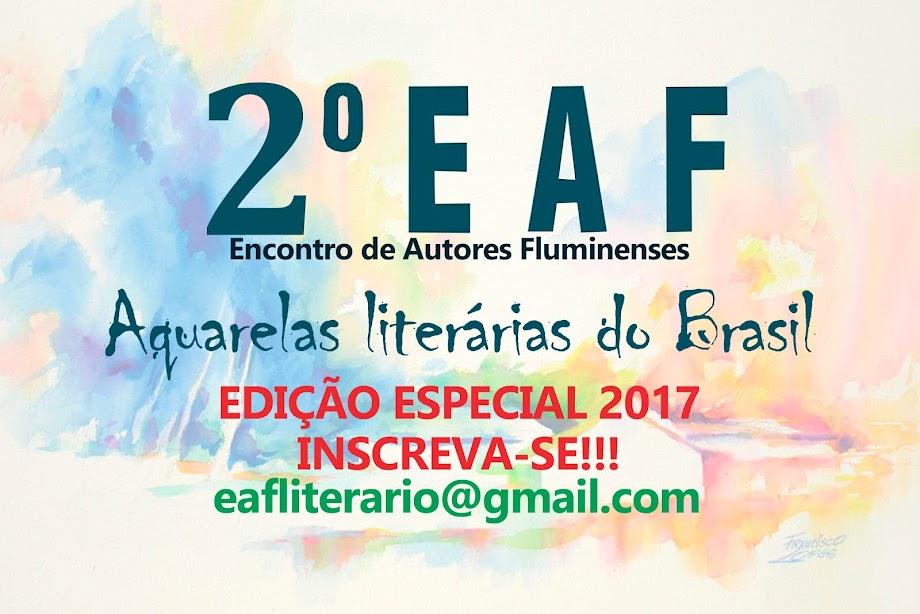 EAF - Encontro de Autores Fluminenses