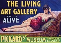 Vintage Circus, Magic & Sideshow Posters & Prints