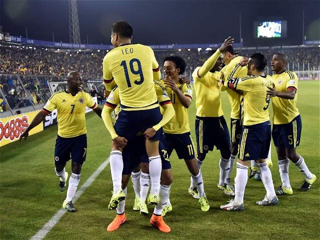 Derrota do Brasil e confusão marcam o jogo diante da Colômbia