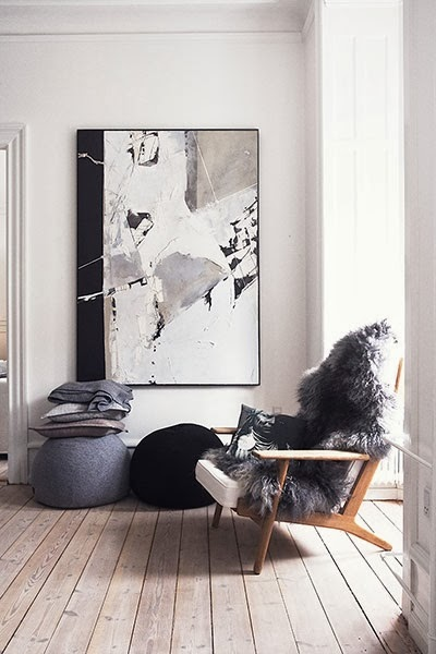 texture in Scandinavian design