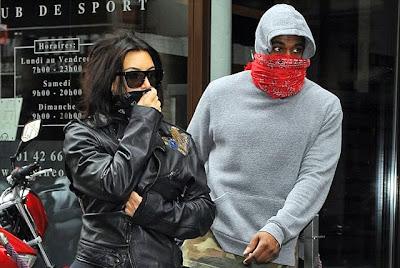 Kanye West hoodie gangsta funny
