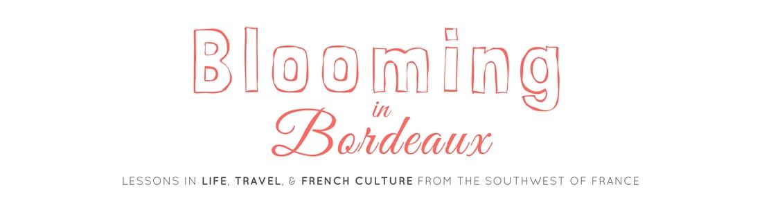 Blooming in Bordeaux
