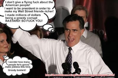 Scumbag Mitt Romney