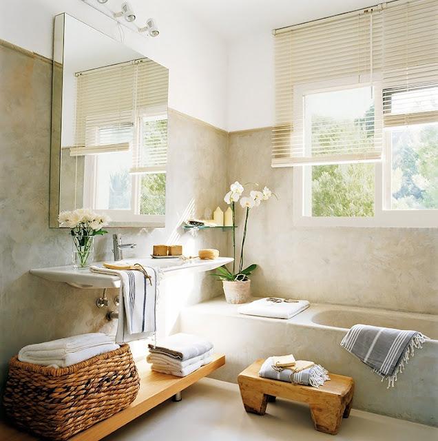 Baños Estilo Art Deco:blog de decoração – Arquitrecos: Banheiros inspiradores com algo em