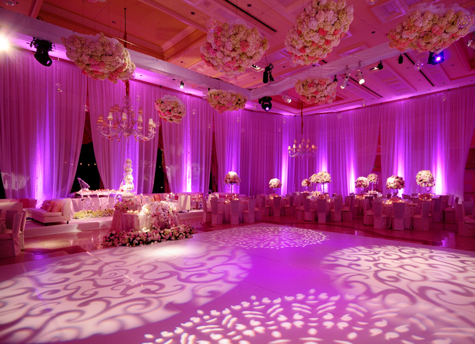 Wedding decor wedding dance lighting ideas for Wedding video lighting