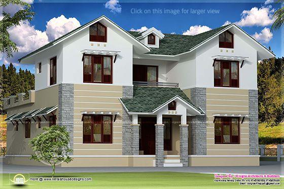 2047 square feet home