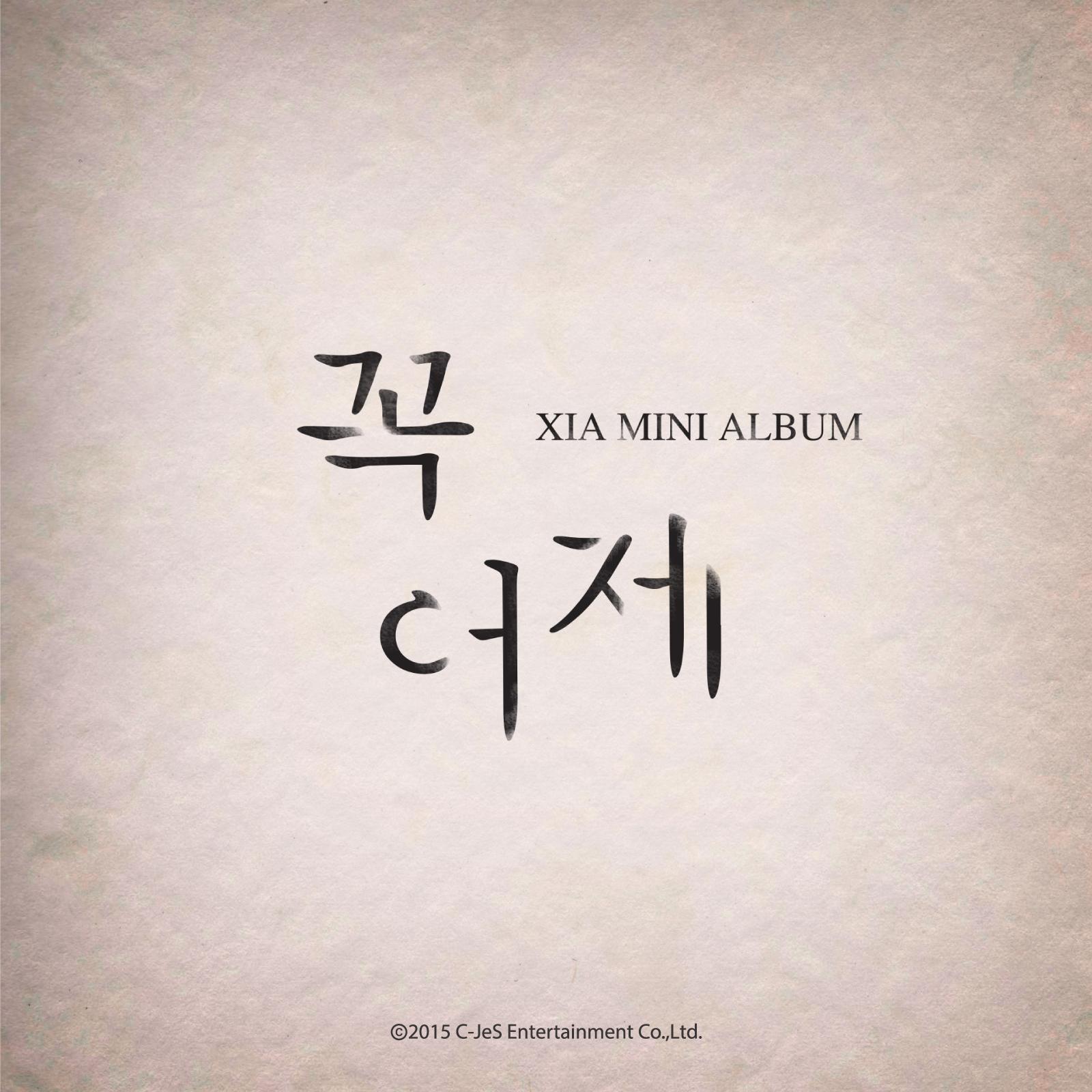 Xiah Junsu Tarantallegra XIA - Yesterday (1st M...