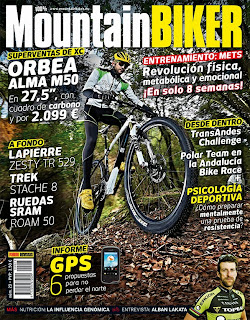 Mountainbiker Marzo 2014