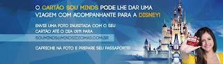 Concurso Cultural Sou Minds – Disney