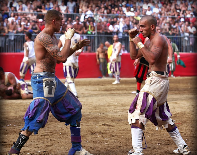 things about Calcio Fiorentino calcio in costume