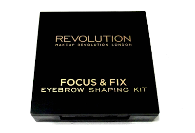 Makeup Revolution Focus & Fix Eyebrow Shaping Kit