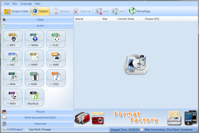 Download Format Factory 3.2.1 Terbaru
