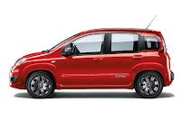 Fiat Panda K-Way (2015) Side 2