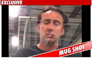 Nicolas Cage Arrested In New Orleans; TMZ Claims Taunted Police